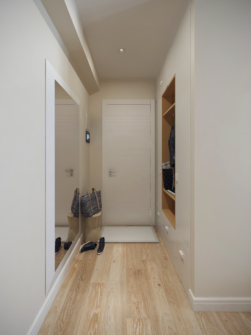 Дизайн и декор коридора