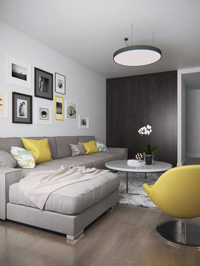 Визуализация квартир и домов