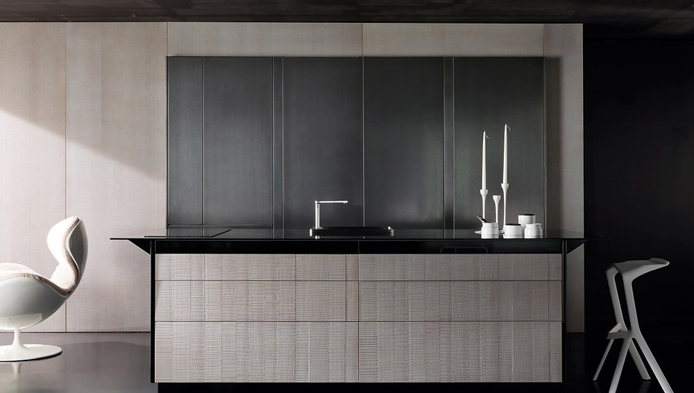 сплав Liquidmetal в дизайне кухни