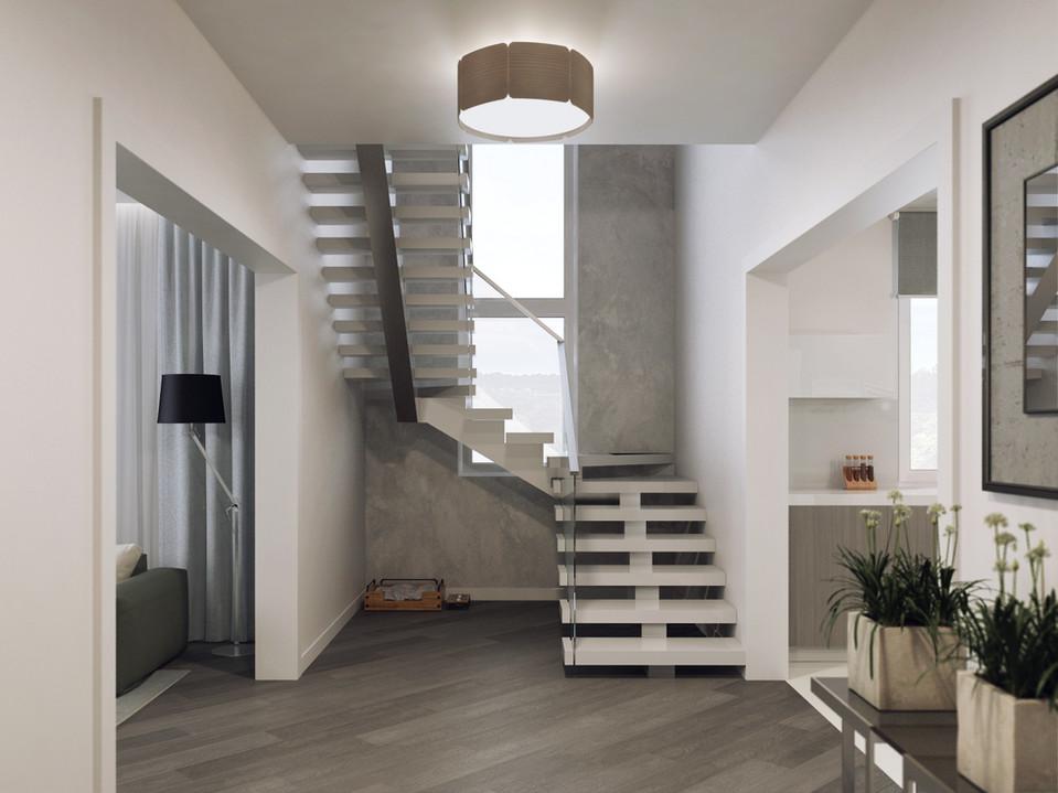 Дизайн больших домов