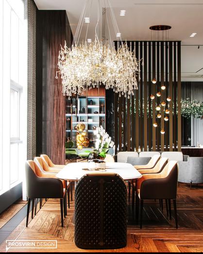 Как выбрать стол и стулья для кухни или гостиной?