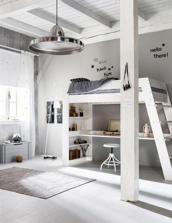 варианты детской комнаты для двоих