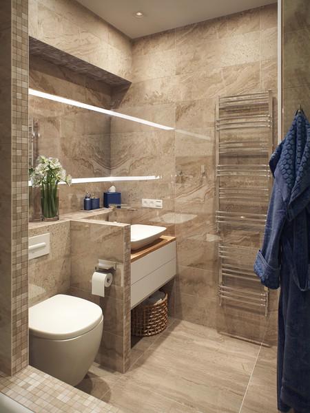 Дизайн проект туалета