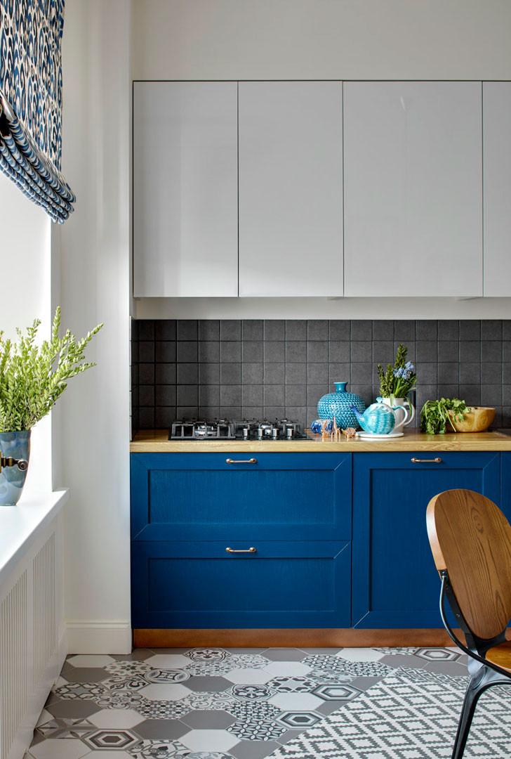 плитка кухонный фартук