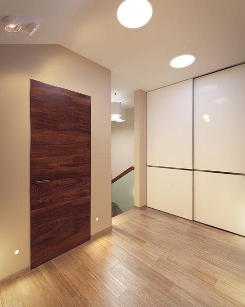 3д визуализация коридора