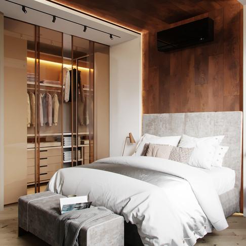 На что обратить внимание при выборе шкафа в спальню?