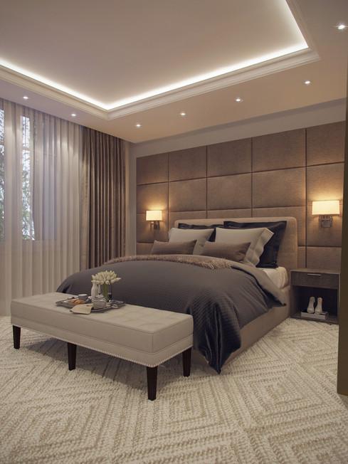 Дизайн спальни Санкт-Петербург