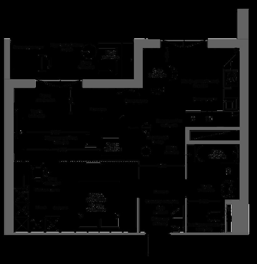 квартира варианты планировки