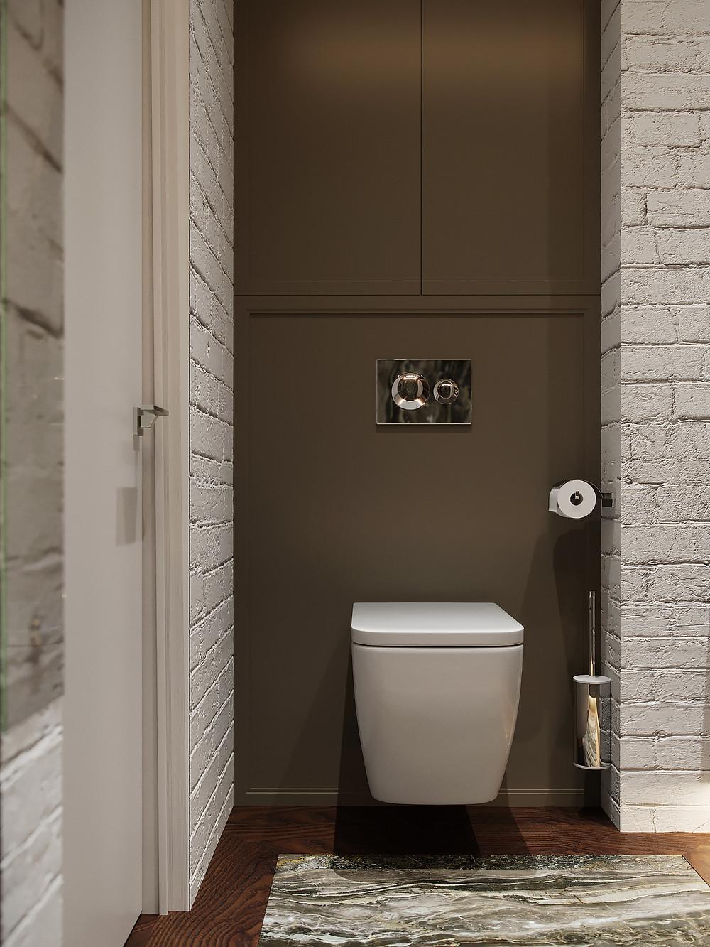 Ремонт сливного бачка в туалете