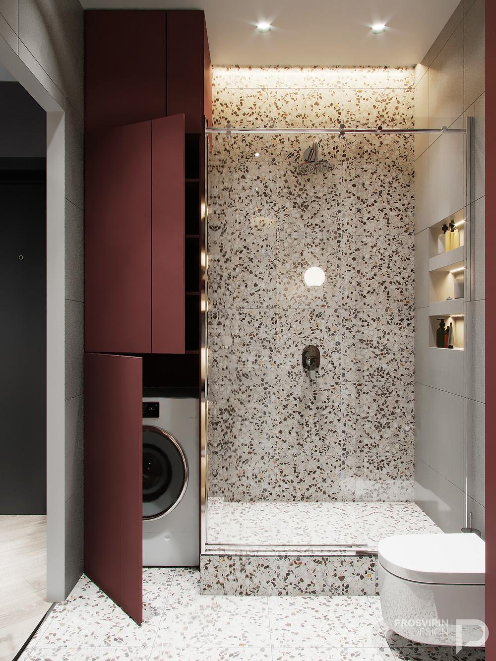 монтаж гидроизоляции в ванной