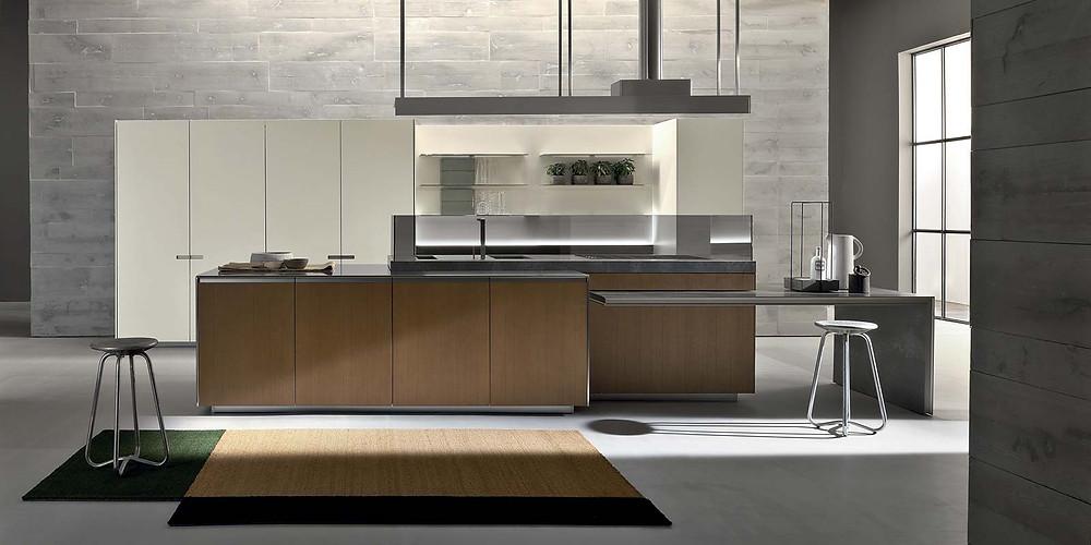 нанокерамика в дизайне кухни