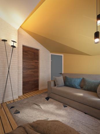 Декорирование гостиной комнаты