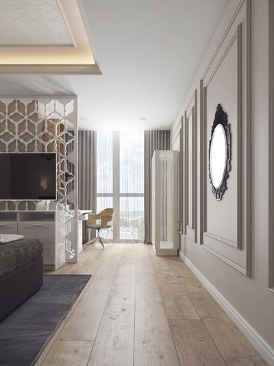 Современный стиль в дизайне интерьеров