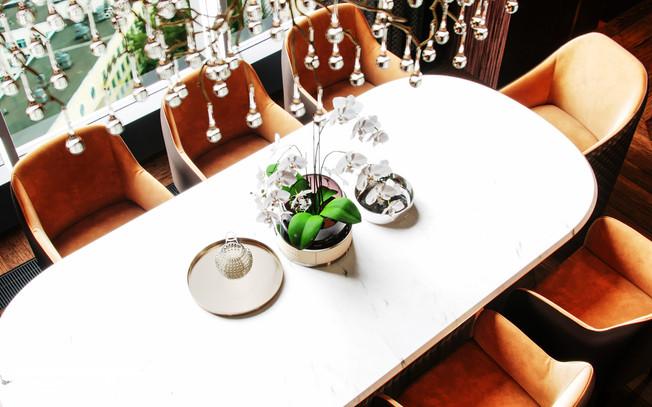 дизайн столовой