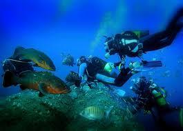 Escursione subaquea