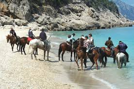 Escursione cavalli