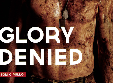 FWO Archives: Tom Cipullo's 'Glory Denied' Composer, Director, Author Program Notes (2013 Festival)