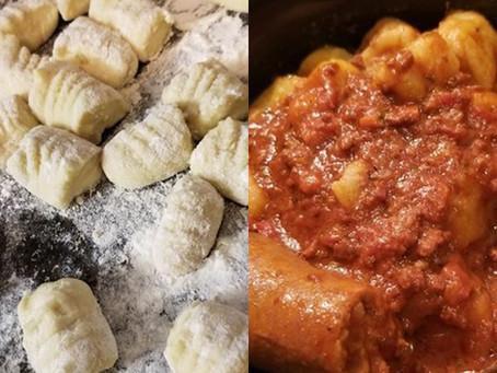 OPERA EATS: Homemade Gnocchi