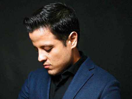 Mexican tenor César Delgado will embody Don Diego de la Vega in, 'Zorro'