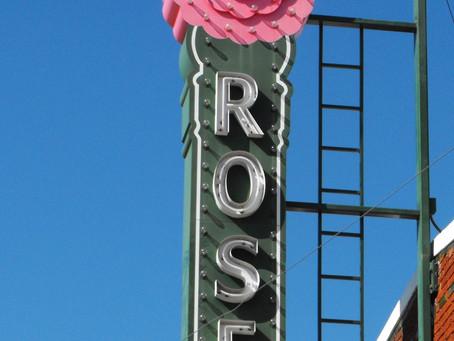 Inside the Historic Rose Marine Theater at Artes de la Rosa