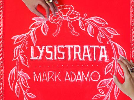 FWO Archives: Mark Adamo's 'Lysistrata' Program & Composer Notes (2012 Festival)