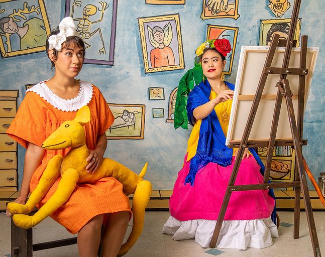 (Left to Right) Mariana (Soprano Robin S