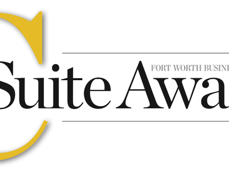 Board President Awarded by Fort Worth Business Press