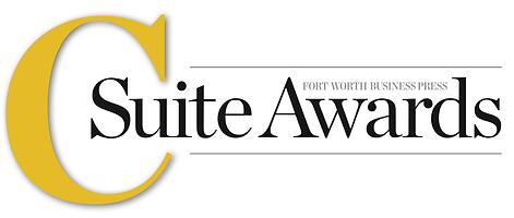 c suite awards logo fort worth business