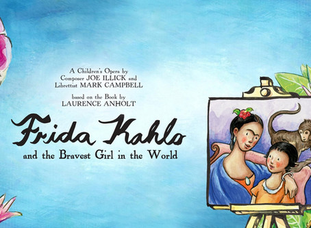 """Frida Kahlo and the Bravest Girl in the World"" - World Premiere"