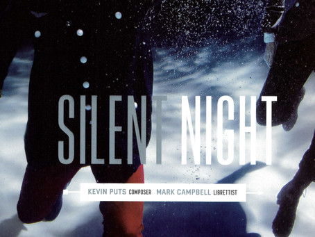 "FWO Archives: Kevin Puts and Mark Campbell's ""Silent Night"" (2014 Festival)"