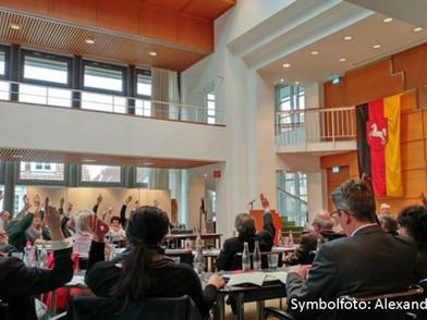Presserklärung zur Ratssitzung Gifhorn