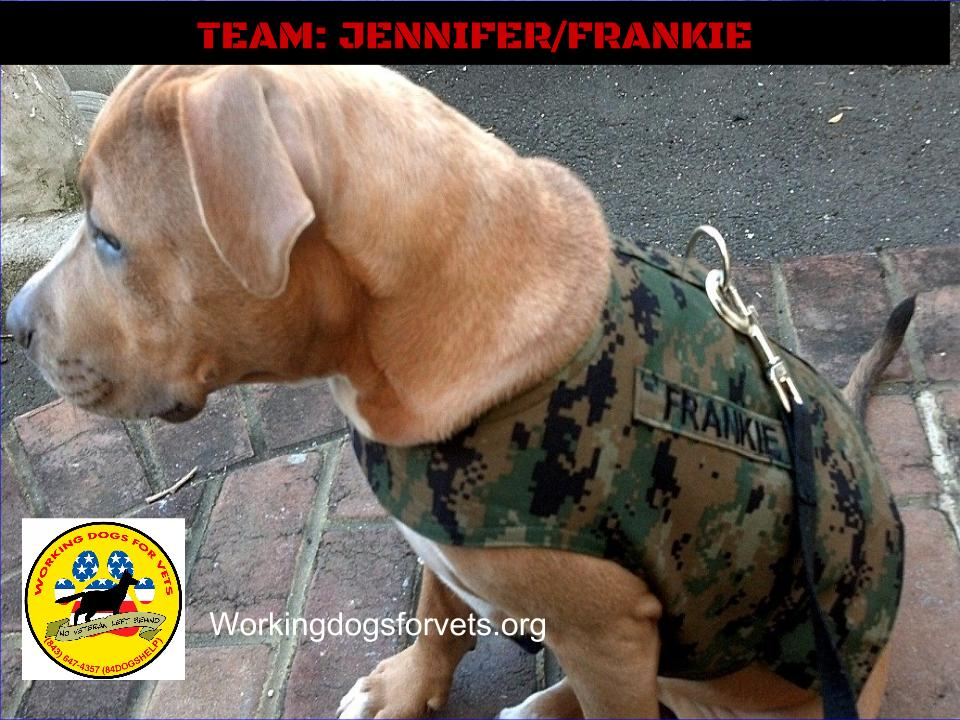 TEAM: JENNIFER/FRANKIE