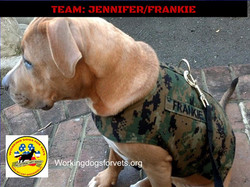 TEAM: JENNIFER/FRANKIE
