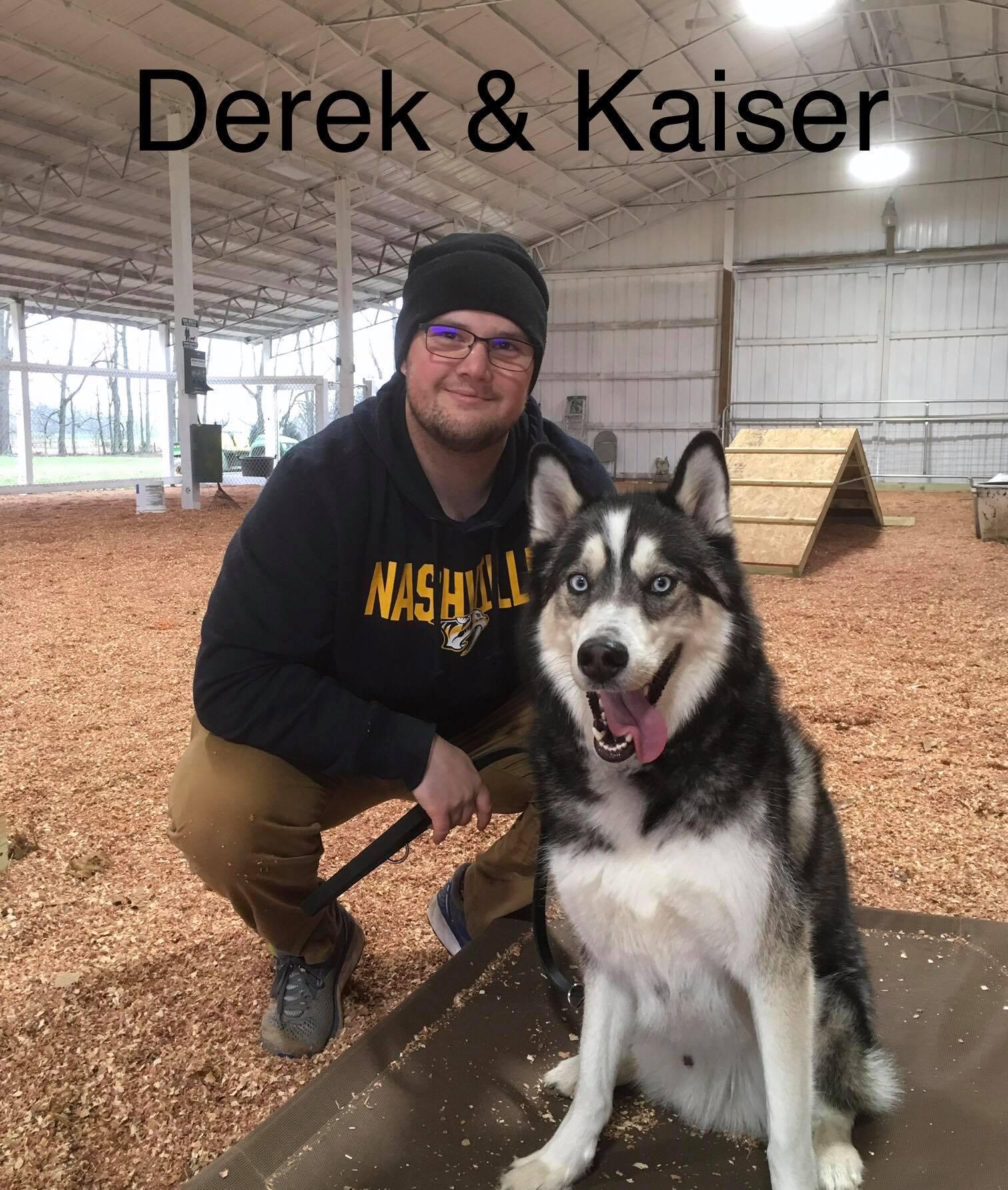 Derek/Kaiser