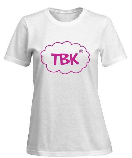 Tee-shirt fuchsia femme TBK