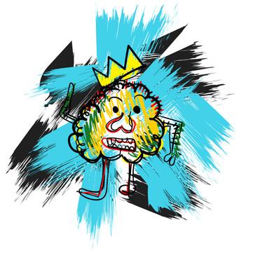 Le Roi BASQUIAT
