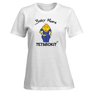Tee-shirt femme Baby mama