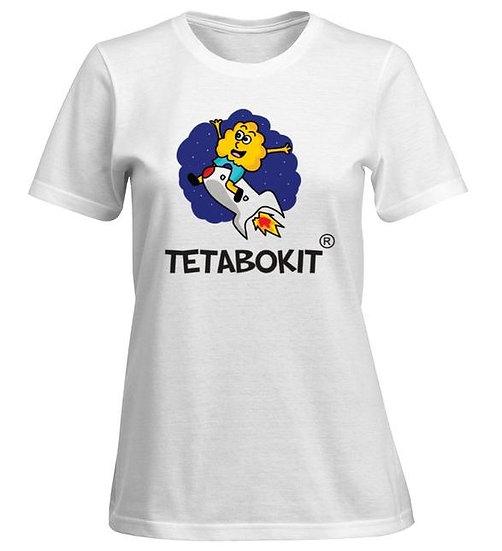 Tee-shirt femme RocketBokit