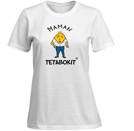Tee-shirt femme mamanbokit