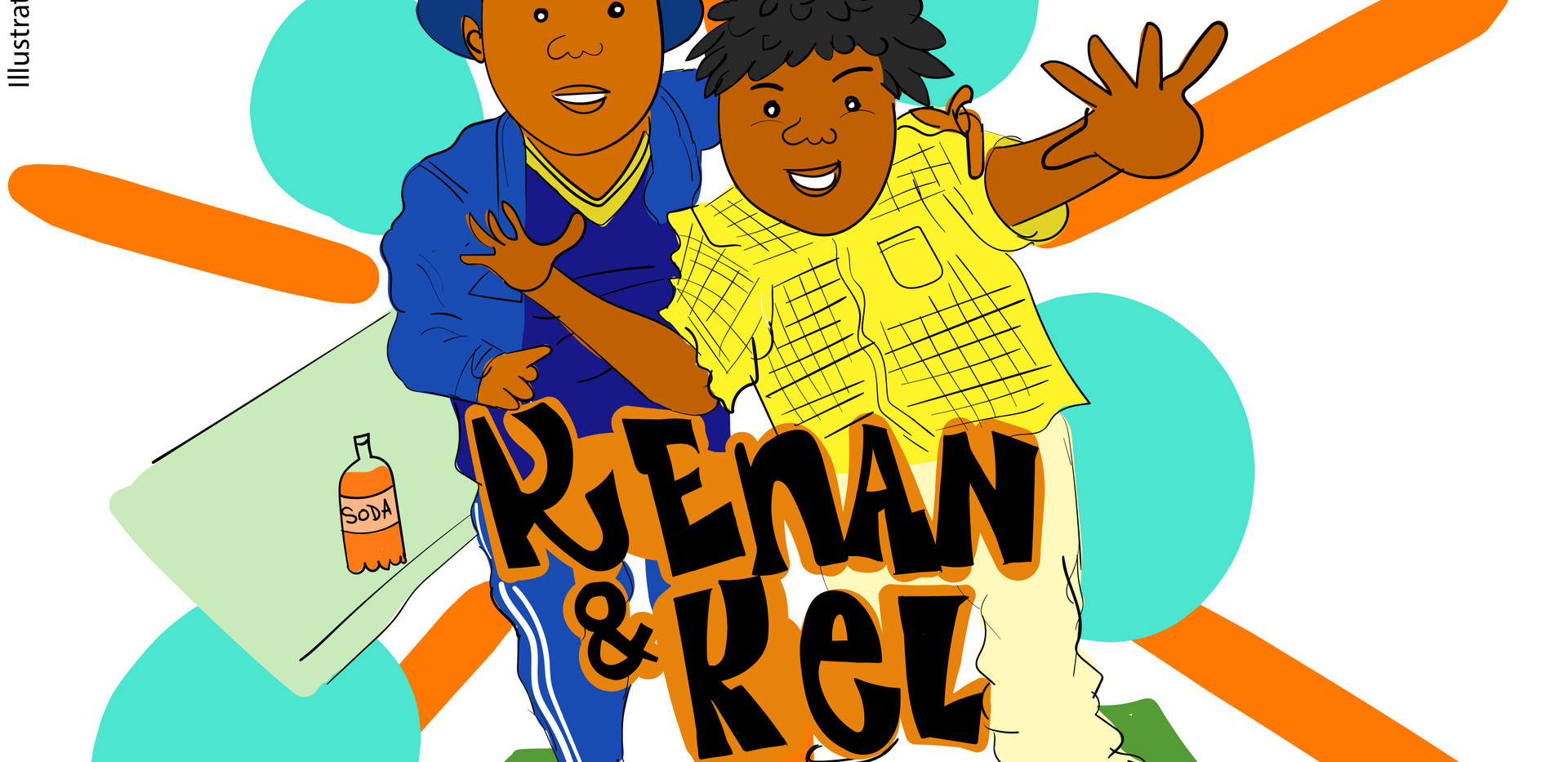 Kenan and Kel (serie that I love)