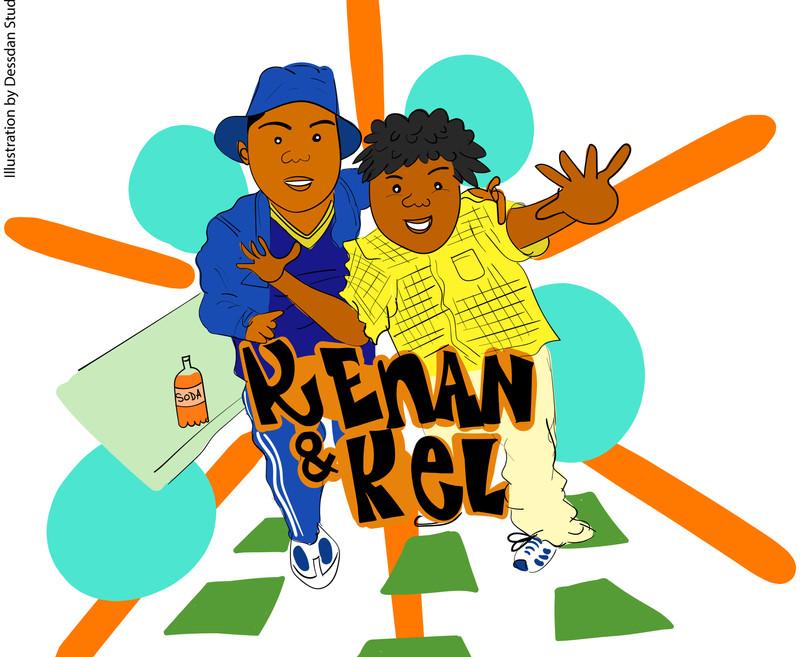 Kenan and Kel (serie that I love)