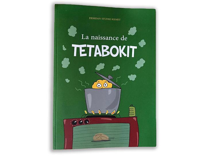 Livre: La naissance de TBK (limited edition)