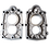 Thumbnail: Type 9 - 5 Speed Alloy Bearing Plate L169TF