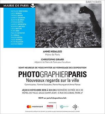 Photographier Paris, nouveaux regards sur la ville