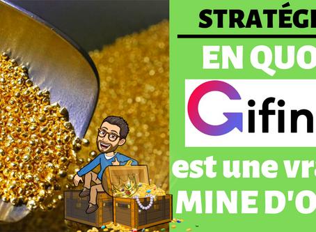 Comment se servir des GIFs de Gifing comme monnaie d'échange ?