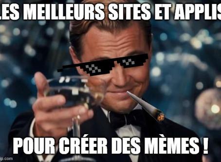 Les meilleurs sites et applications pour créer un mème