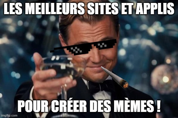 Sites et applications pour faire des mèmes