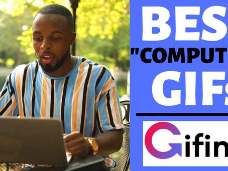 Les meilleurs GIFs animés « ordinateur » de Gifing