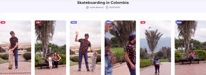 GIF skateboard de Gifing