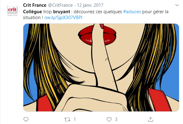 tweet crit france